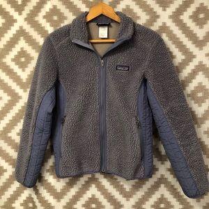 Patagonia Synchilla Retro X Fleece Zip Up Jacket